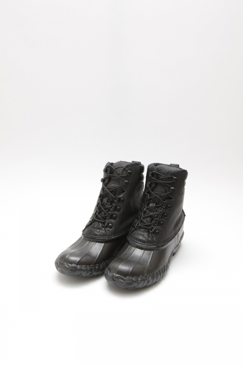 Duck Boots / Black