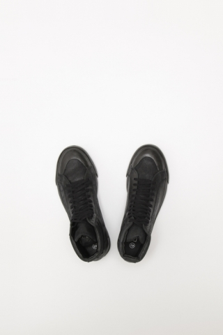 Athletic High / WaxSplit / Black