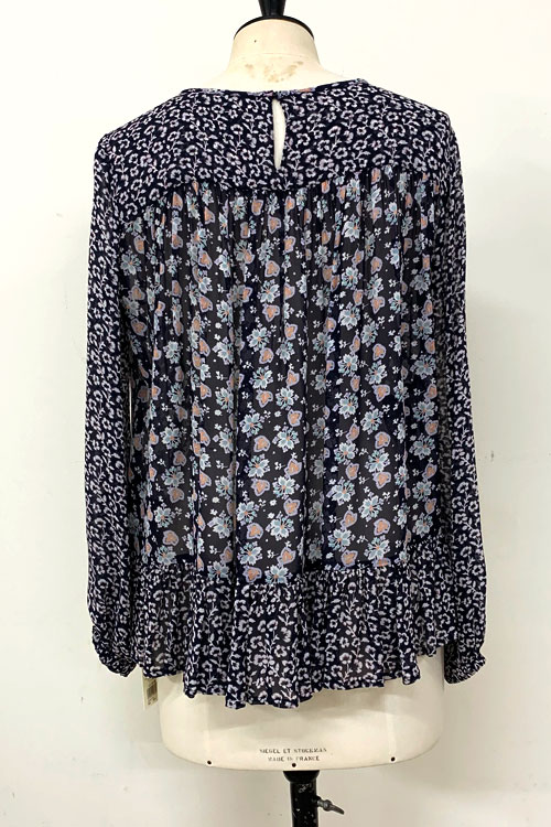 RAYON FLOWER TOP