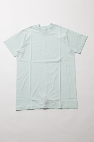 HALF SLEEVE LONG T / MINT