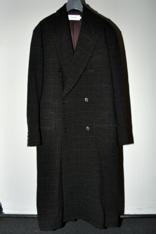 BIG CHESTERFIELD COAT