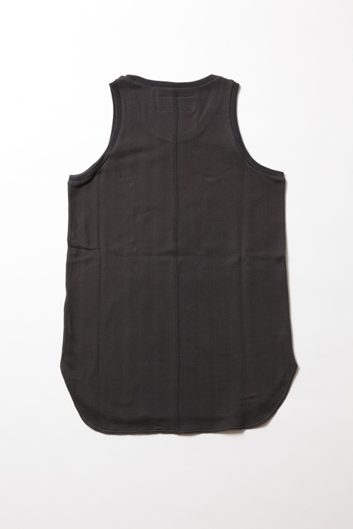 TANK TOP / CHARCOAL
