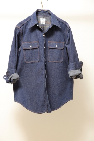 HAMPTON DENIM SHIRT(OW)