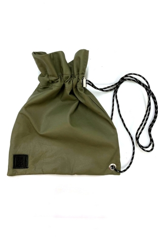 SHOULDER BAG / SAGE