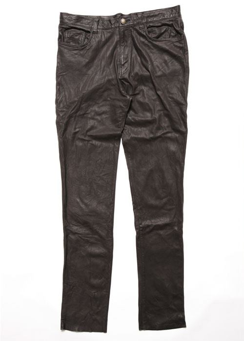 PANTS / Cow leather